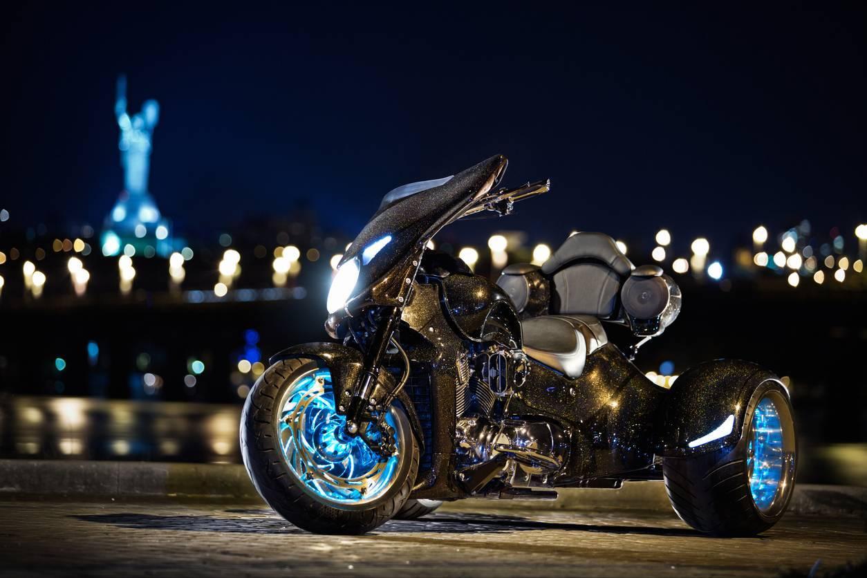 entretien motos luxe detailing