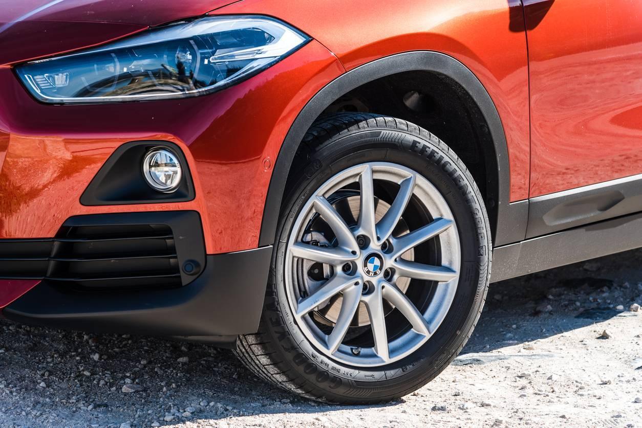 pneu sécurité auto