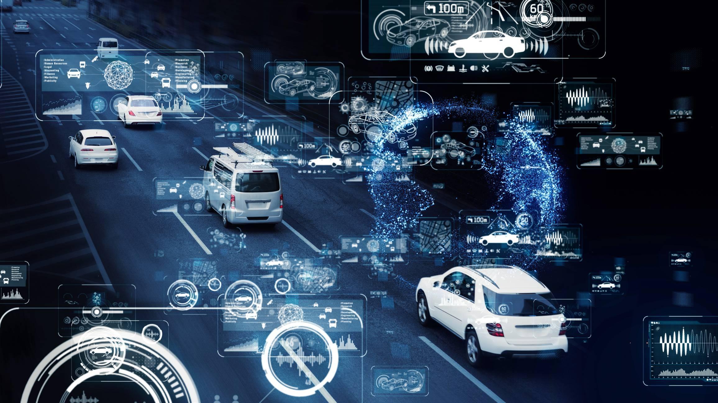 voiture conduite autonome