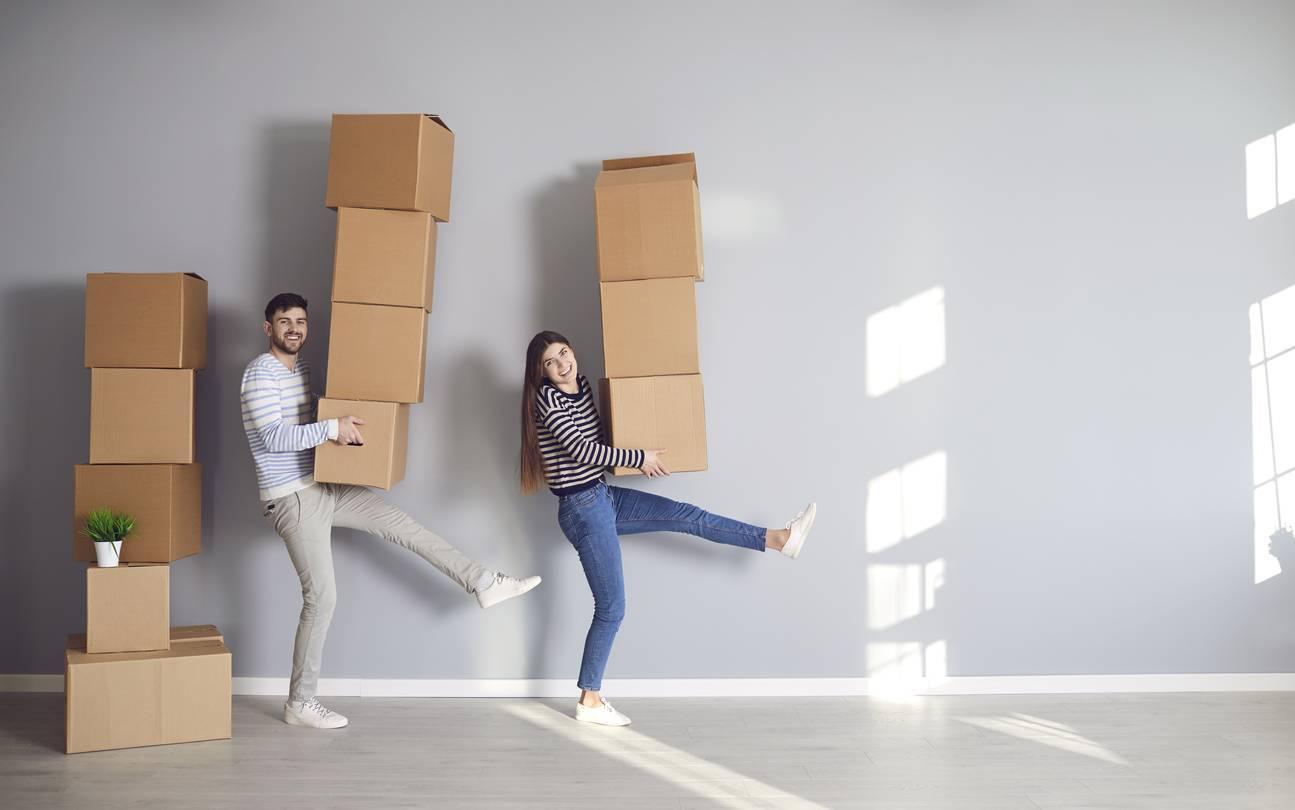 déménager démarches changement d'adresse